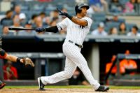Aaron Hicks hit a double to drive in the winning run in the 11th inning for the Yankees, who improved to 95-59 on the season, their most wins since 2012
