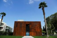 The Nabu Museum is a new private museum in northern Lebanon showcasing contemporary art alongside antiquities