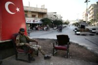 Residents of the northwestern Syrian city of Afrin, seized by Turkish-backed Arab rebels from Kurdish forces in March, live in fear of its new masters who stand accused by the United Nations and human rights groups of a litany of serious abuses