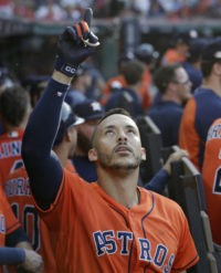 LEADING OFF: Aching Correa trying to get back ready for ALCS