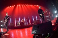 Interpol, known for their dark, guitar-stabbing sound play a rare concert in Tokyo