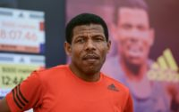 Haile Gebrselassie was elected in 2016 to the federation's helm