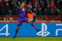 Liverpool defender Virgil van Dijk has warned against his side worrying about the form of champions Manchester City as they look to win the Premier League title