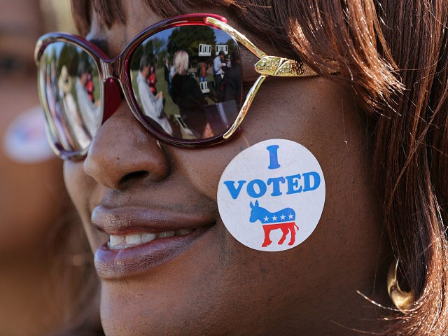 PLANO, TEXAS - NOVEMBER 02: Suppoters attend a campaign rally with U.S. Senate candidate Rep. Beto O'Rourke (D-TX) at Willow Creek Park November 2, 2018 in Plano, Texas. As Election Day approaches, winning swing votes in the suburbs that surround Dallas and Fort Worth will be crucial in a statewide …
