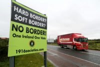 The issue of the border between Ireland and Northern Ireland is a key sticking point in the Brexit deal