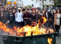 Paris fears new protest violence despite Macron's retreat