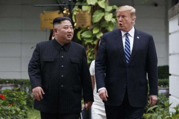 Bolton disputes NK claim he created mistrust at Kim summit ...