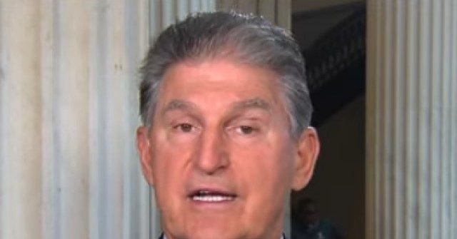 , Manchin: 'Shame on Us' if Dems Walk Away from Infrastructure Deal and Make Perfect Enemy of the Good, Nzuchi Times Breitbart