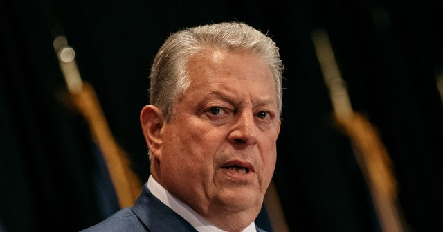 , Gore to Trump: 'Acknowledge Reality' You Lost, 'Stop Hurting this Country', Nzuchi Times Breitbart