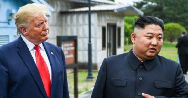 Does North Korea's Kim get Trump tweet alerts? - Breitbart