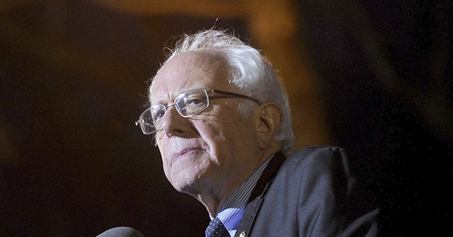 , Sanders: 'Cowardly' GOP 'Making it Harder for People of Color, Young People, Poor People to Vote', Nzuchi Times Breitbart