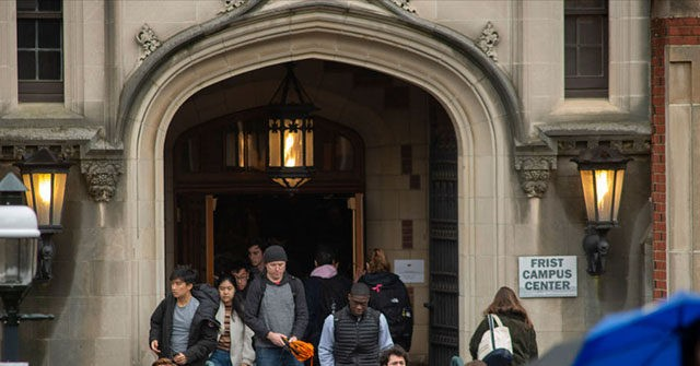 , Princeton Ends Latin, Greek Requirement for Classics Majors 'to Address Systemic Racism', Nzuchi Times Breitbart