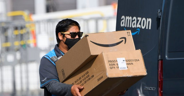 , Report: Amazon's Delivery Algorithm Directs Drivers to Walk into Traffic, Nzuchi Times Breitbart