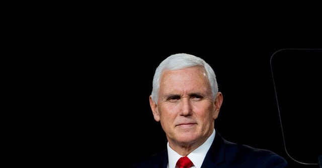 , Former VP Mike Pence Furthers 2024 Speculation, Delivering a Speech in New Hampshire, Nzuchi Times Breitbart