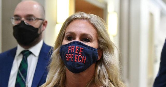 , Twitter Temporarily Suspends Rep. Marjorie Taylor Greene – Again, Nzuchi Times Breitbart