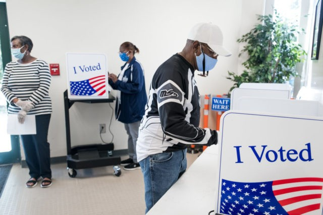 Survey: 73% of Black Voters Say Voter ID Is Necessary to 'a Fair and Secure Election Process'