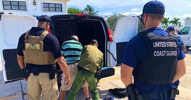 , Cuban Migrants Found in Small Boat off Florida Coast, Nzuchi Times Breitbart