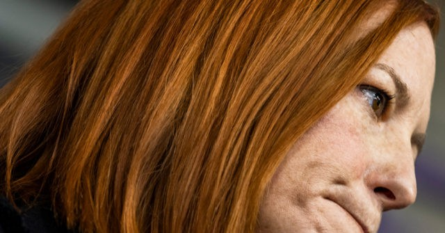 , Donald Trump Mocks Jen Psaki as 'The Press Secretary with the Extremely Red Hair', Nzuchi Times Breitbart