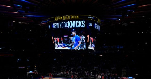 , Knicks to Refuse Admission to Unvaccinated Fans if They Advance in Playoffs, Nzuchi Times Breitbart