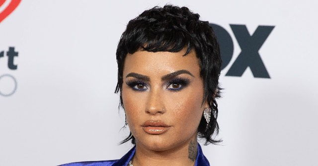 , Demi Lovato Blames the 'Patriarchy' for Preventing Her from Coming Out as 'Non-Binary' Sooner, Nzuchi Times Breitbart