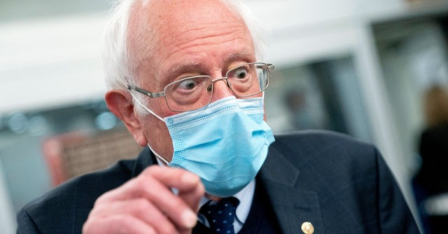 , Bernie Sanders: Republican Party All About 'Conspiracy Theories' and 'Anti-Science Vaccine Rejection', Nzuchi Times Breitbart