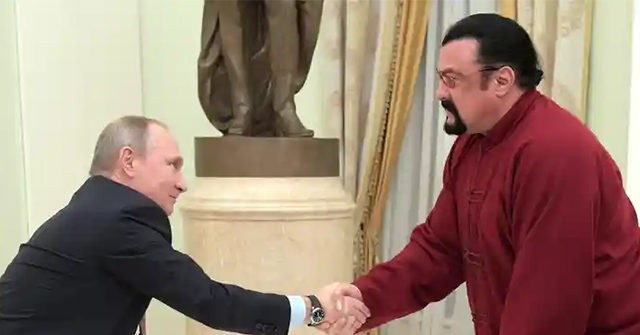 , Actor Steven Seagal Joins Pro-Kremlin Party, Proposes Tougher Laws for Russian Businesses, Nzuchi Times Breitbart