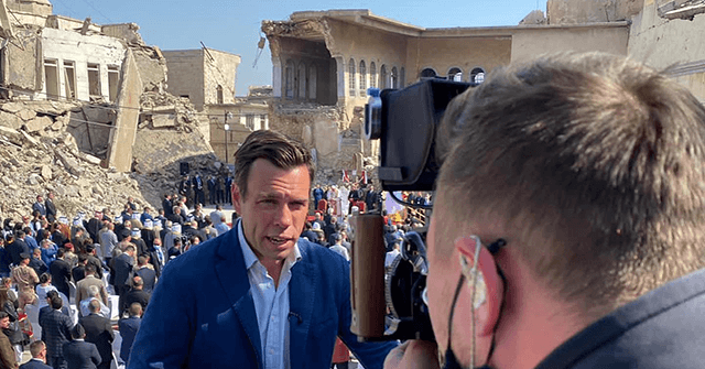 , Outrage After Sky News Correspondent Suggests Israel Responsible for UK Antisemitism, Nzuchi Times Breitbart