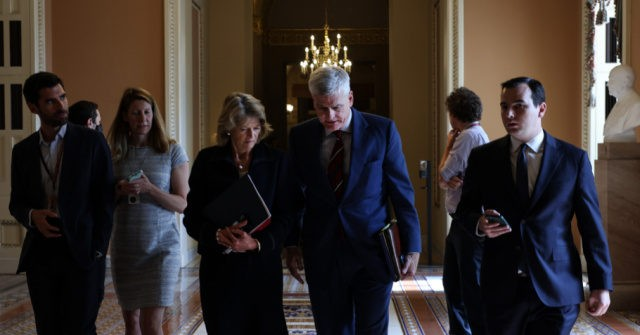 , Bipartisan Senators Strike Tentative Infrastructure Deal, Nzuchi Times Breitbart