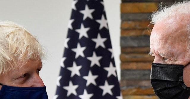 , Boris Calls Talk with Biden 'Breath of Fresh Air', Touts NATO, Climate Change Agenda, Nzuchi Times Breitbart