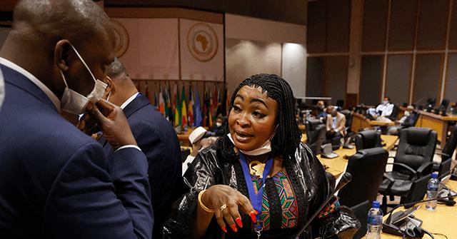, Lawmaker Ballot Box Brawl Erupts in African Union Parliament, Nzuchi Times Breitbart