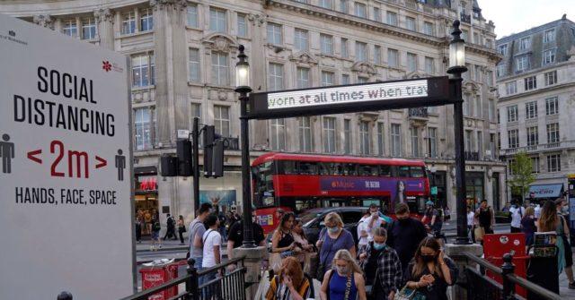 , Bank of England: UK Economy Surpassing G7 & EU But Inflation a Risk, Nzuchi Times Breitbart