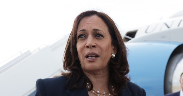 , Kamala Harris Ignores Illegal Immigration's Impact on Americans at U.S.-Mexico Border, Nzuchi Times Breitbart