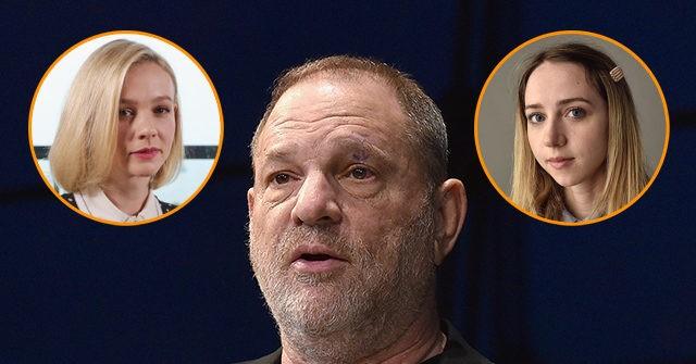 , Carey Mulligan, Zoe Kazan to Play NYT Reporters Who Broke Harvey Weinstein Story, Nzuchi Times Breitbart