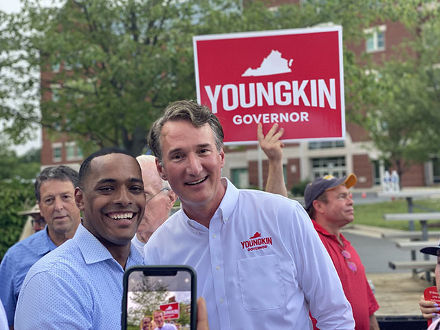 , Critical Race Theory 'Ground Zero': Republican Glenn Youngkin Rallies Parents in Loudoun County, Virginia, Nzuchi Times Breitbart