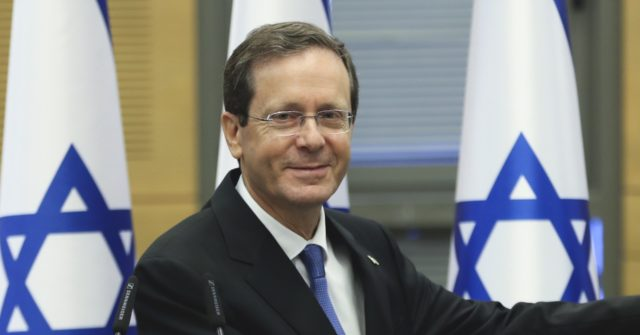 , Israel Elects New Ceremonial President, Isaac Herzog, as Government Hangs in Balance, Nzuchi Times Breitbart