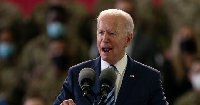 , Joe Biden: 'Not A Joke' — Global Warming the 'Greatest Threat' Facing America, Nzuchi Times Breitbart