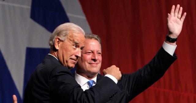 , Al Gore Lobbies Joe Biden to Kill Another Pipeline; Spend Billions on Green New Deal Priorities, Nzuchi Times Breitbart
