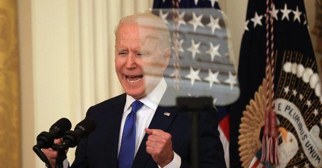 , White House Tries to Walk Back Joe Biden Infrastructure Ultimatum, Nzuchi Times Breitbart