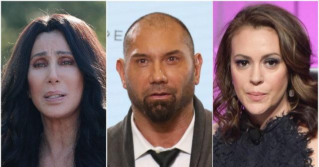 , Hollywood Celebrities Erupt After Derek Chauvin Sentencing: 'F**k You Derek.' '22.5 Years Is Not Long Enough', Nzuchi Times Breitbart