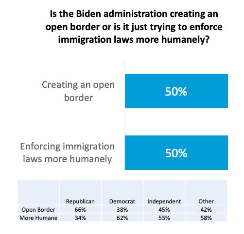 , Harvard Poll: Public Opposes Joe Biden's Migration Policies — and GOP's Criticism, Nzuchi Times Breitbart