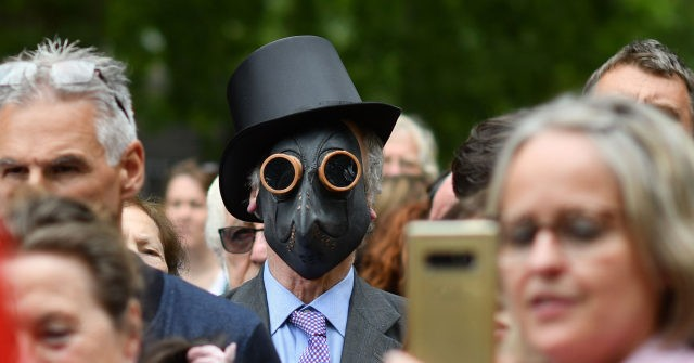 , Health Sec Won't Rule out Continuation of Mask Mandate After June 21st, Nzuchi Times Breitbart