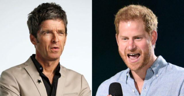 , Oasis' Noel Gallagher Blasts 'Typical F**king Woke Snowflake' Prince Harry, Nzuchi Times Breitbart