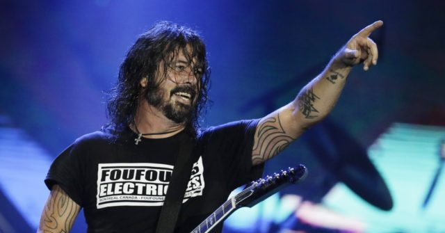 , Foo Fighters Will Play for up to 20,000 Vaccinated Concertgoers at Madison Square Garden, Nzuchi Times Breitbart