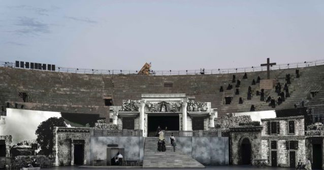 , Full Operas Resume in Verona, 3D Video Replaces Huge Sets Due to Staff Distancing, Nzuchi Times Breitbart