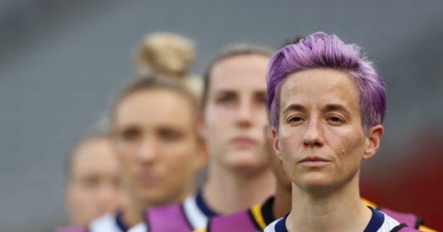 , 'Disgraceful & Ungrateful': U.S. Women's Soccer Team Blasted for Woke Protests, Nzuchi Times Breitbart