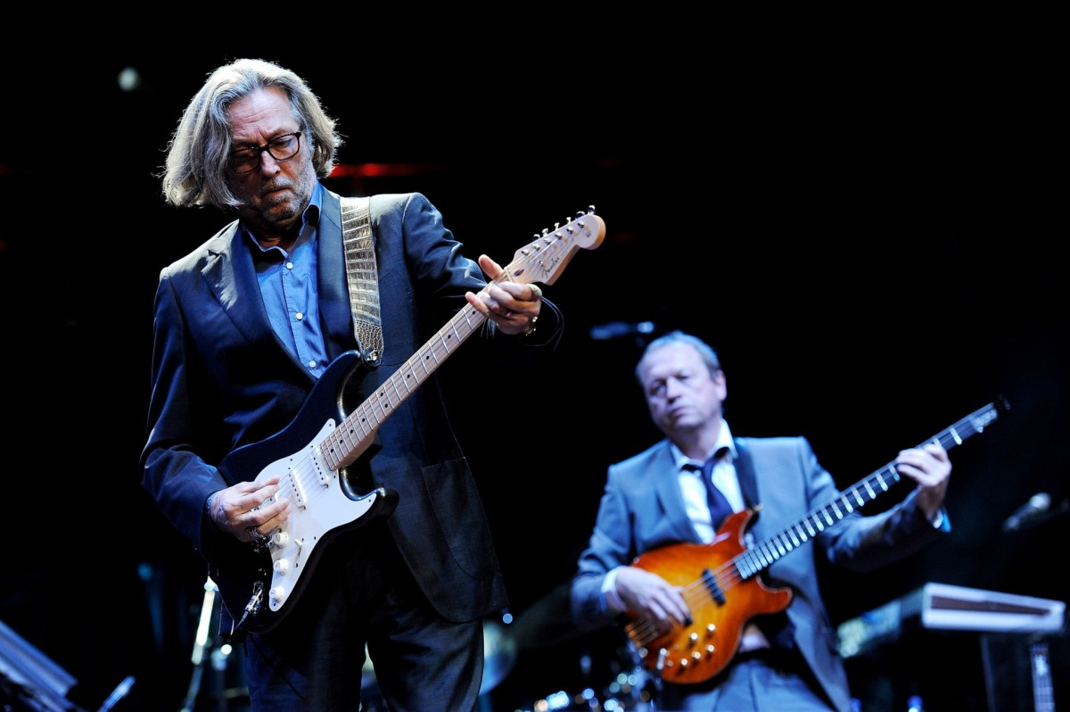 , Delingpole: Eric Clapton Is the New Punk, Nzuchi Times Breitbart