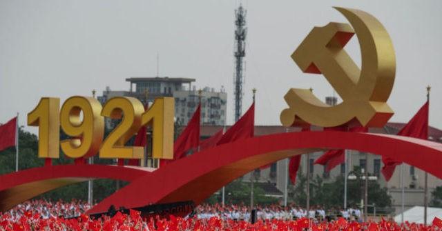 , Communists Pack Tiananmen Square, Site of Historic Massacre, on 100th Anniversary, Nzuchi Times Breitbart