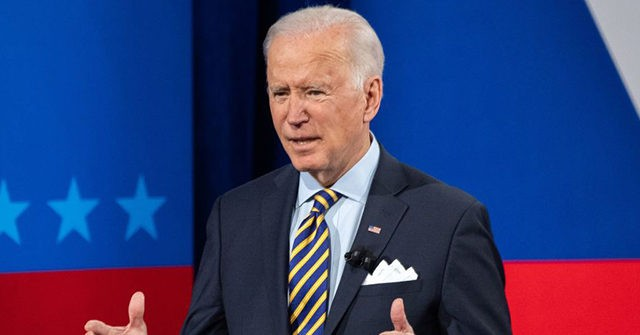 , Nolte: Biden Lies About GOP Wanting to Stop People from Voting, Nzuchi Times Breitbart
