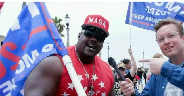 , Former NFL Player on Manhood: 'If You Don't Stand Up for Women and Children You Are Not a Man', Nzuchi Times Breitbart