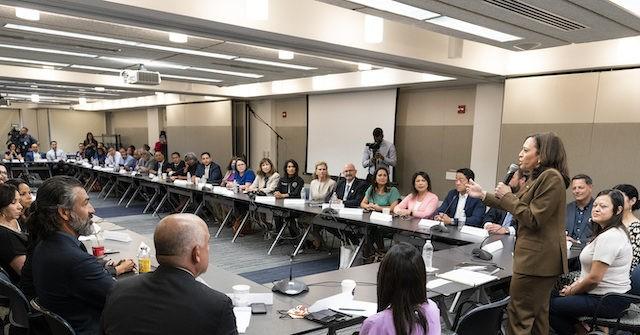 , White House: Kamala Harris Tested for Coronavirus After Texas Democrat Superspreader Event, Nzuchi Times Breitbart
